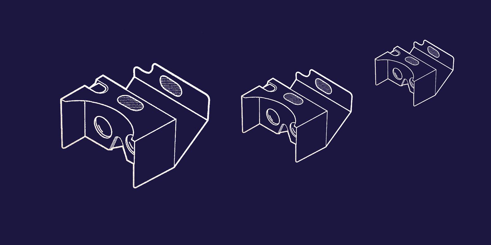 Google Cardboard v 2.0 Unboxed