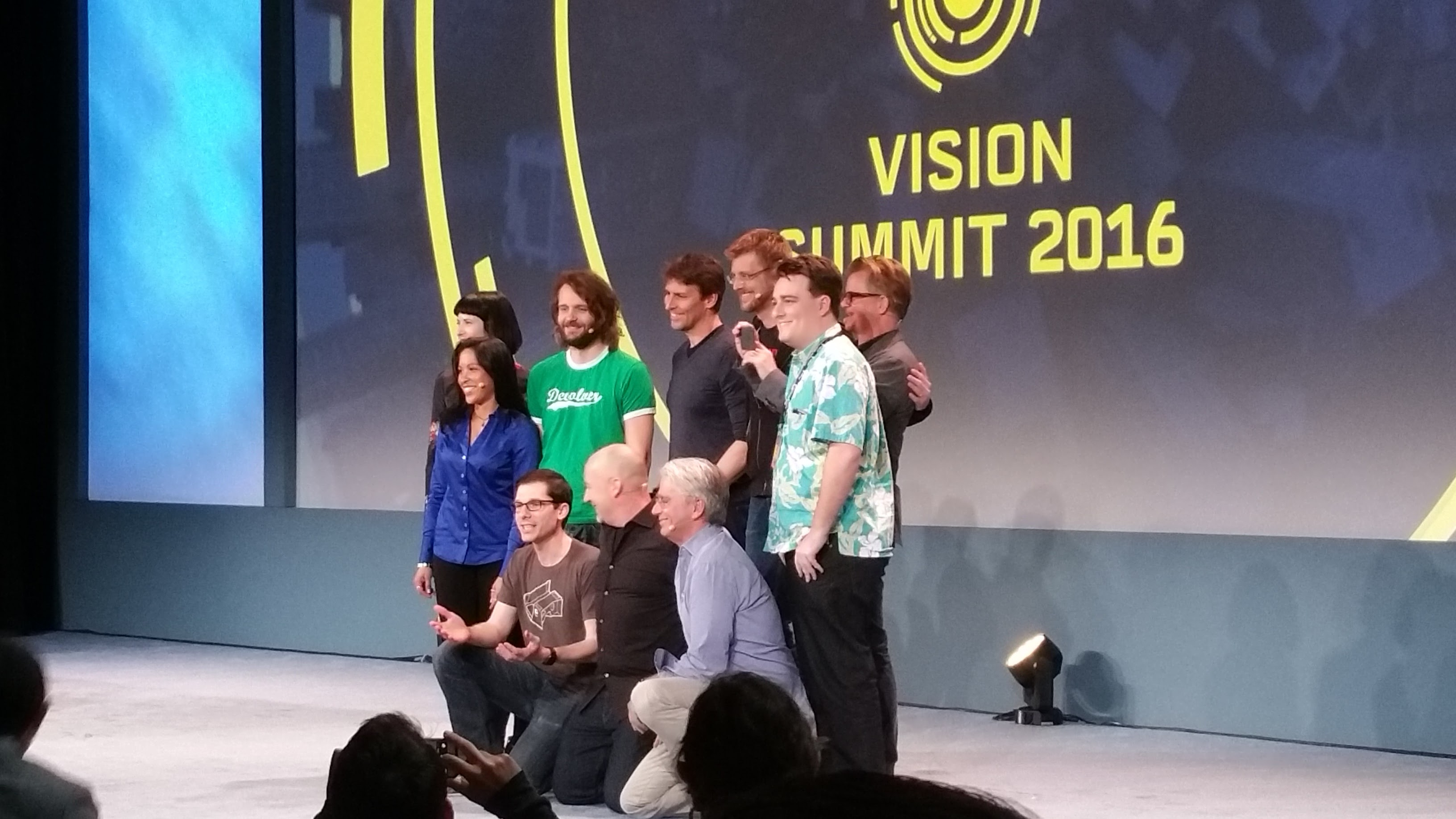 Vision Summit 2016, Hollywood, CA